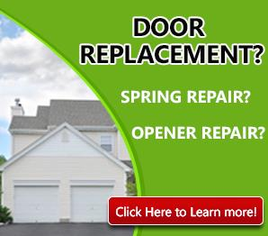 Broken Spring - Garage Door Repair Rancho Santa Fe, CA